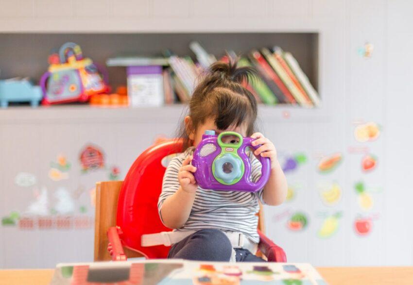 Najlepszy aparat fotograficzny dla dzieci